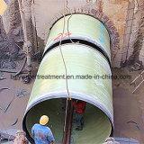 Plástico reforzado con fibra de gran diámetro del tubo de elevación