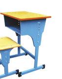 학교 가구 교실 나무로 되는 단 하나 연소한 학생 책상 및 의자 (FS-390)