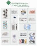 Perles de plastique acrylique coloré les billes de roulement de la résine de crochets de rideaux de douche