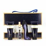 Hoge Hiel (het meisje van G ood) 5PCS, het Vastgestelde Parfum van de Gift heet-Saled, de Prijs van de Fabriek, de Lotion van het Lichaam, het Gel van de Douche, MiniParfum, Poeder, de Nevel van het Lichaam, de Reeks van het Parfum,