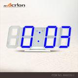 Digital Digital LED Number Wall Clock avec mode nuit