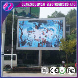 Im Freien hohe helle P8 farbenreiche Bildschirm-Miete des Mobile-LED