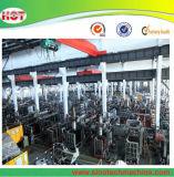 Automatischer Strangpresßling-Zylinder, der Maschine/Plastiktrommel-Blasformen-Maschine herstellt
