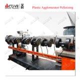 粒状になる不用なプラスチックフィルムのための高品質のペレタイジングを施す機械