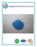 Blauwe Kleur Masterbatch voor het Vormen van de Injectie Plastiek en het Plastiek van de Techniek