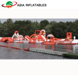 Grande sosta dell'acqua di Inflatale per il gioco esterno dell'acqua