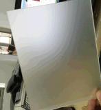 2mm 4X8は曇らされた固体ポリカーボネートのパソコンの拡散器のプラスチックシートをリサイクルした