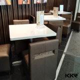 عادة [فوود كورت] مستديرة مطعم طاولة وكرسي تثبيت مجموعة