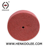 Roda de moedura abrasiva da eficiência elevada para o aço inoxidável de lustro do metal