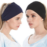 Bandeau sportif extensible de yoga d'enveloppe de tête de bandeaux de Bandana de Wicking de sueur