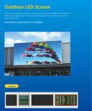 A todo color fijo al aire libre Pantalla de LED para publicidad Pantalla P10/P12/P16/P20