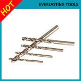 Morceaux de foret normaux de machines-outils M35 pour le perçage en métal