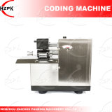 Máquina de impresión de tinta sólida la máquina de codificación de plástico para papel
