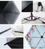 Ombrello piacevole di Floding di disegno cinque