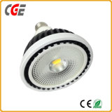 Lampade chiare delle lampadine LED dell'indicatore luminoso LED giù LED del punto di alta efficienza GU10 MR16 E27 5W GU10 LED