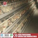 Grande trappe de batterie de couche de poulet de capacité