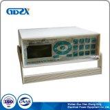Réseau de distribution électrique Test de la fiabilité du service d'alimentation de l'analyseur de puissance