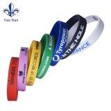 Cheap Logo personnalisé Bracelet en silicone/ Promotion bracelet en silicone
