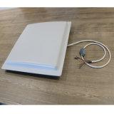 lecteur Integrated de lecture de Smart Card d'IDENTIFICATION RF de fréquence ultra-haute de distance de 15m