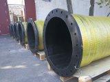 Tubo di dragaggio della gomma del tubo flessibile di aspirazione