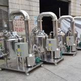 Extracteur chaud de miel de vente pour la concentration de miel d'abeille de vide