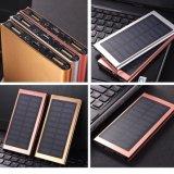[Kingmaster] (заводской) (5-7.4$) 8000Мач солнечная энергия банк два порта USB с индикатором питания новоприбывших банк зарядное устройство 10000mAh 20000 Ма могут сделать другие возможности