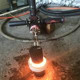 Calefator de indução de alta freqüência para as lâminas apropriadas de soldadura do metal do carboneto