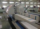 De Dubbele Hoofd Scherpe Machine van drie As voor het Venster van het Aluminium UPVC