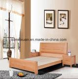 Festes hölzernes Bett-moderne Betten (M-X2836)