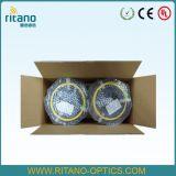Carretes ópticos del rectángulo de OTDR/de cable de fibra OTDR