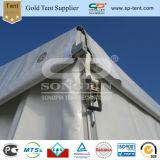 ロゴプリントが付いている豪華な耐火性PVC展覧会のテント