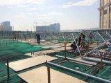 Material para techos de la estructura de espacio del palmo ancho de la galaxia de Macao