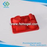 Plástico feito sob encomenda da máquina da modelação por injeção do molde do produto com cor e material feitos sob encomenda