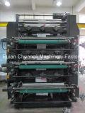 Stampatrice ad alta velocità di Flexo di Sei-Colore di alta qualità