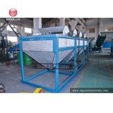 Pp.-überschüssige Plastikaufbereitenmaschine in Zhejiang