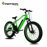 Da montanha gorda barata do pneu da boa qualidade AMS-Tde-08 bicicleta elétrica na venda quente