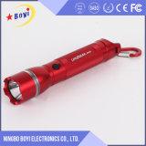 Una muestra gratis Linterna, linterna LED de aluminio