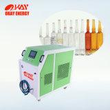Ampola de vidro Farmacêutica Combustível Oxyhrogen frasco de vidro de enchimento da máquina de Vedação
