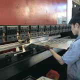 Estampage de précision d'OEM de la couverture en métal