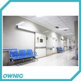 Puerta deslizante automática de la sala de operaciones del hospital