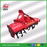 3 puntos agrícola lanza Cultivador Giratorio para tractor
