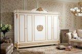 0062-2 antike feste Buchenholz-Schlafzimmer-Möbel-Neu-Klassische Schlafzimmer-Möbel