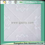 يزيّن ألومنيوم معدن سقف