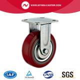 Chasse industrielle rouge d'unité centrale de plaque de 5 pouces