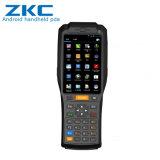 Impressora móvel áspera PDA acessível Android do varredor Handheld