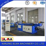 Máquina de dobra quadrada redonda de aço automática da tubulação e da câmara de ar do CNC
