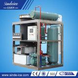 Gefäß-Eis-Hersteller-Maschine des gute Qualitätsneue Cer-10t/Day mit Service