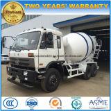 Dongfeng 4X2 6000L 시멘트 드럼 믹서 트럭