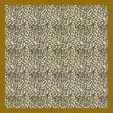 Écharpe chaude de grand dos de soie de Madame 100% d'impression de léopard de vente