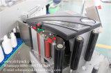 Machine à étiquettes ronde d'impression instantanée de chocs/bidons de haute performance